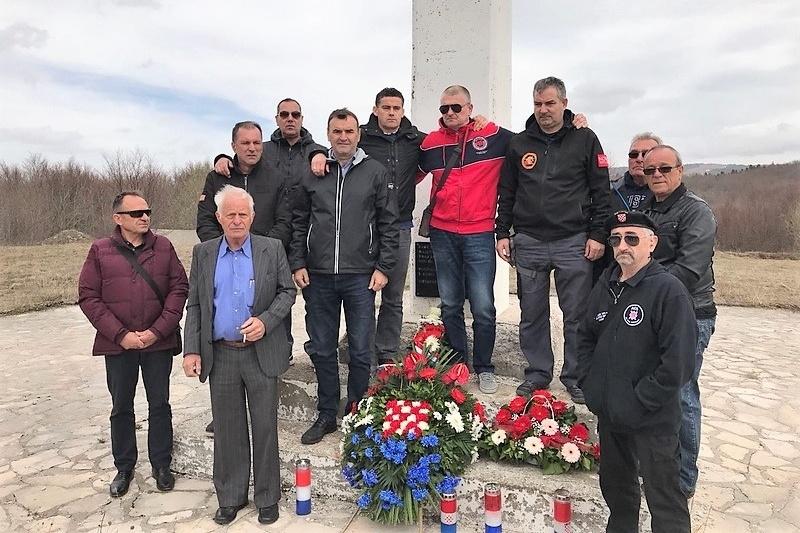 Veterani kluba 1. SHUB-a 4. GBR obišli livanjsku bojišnicu