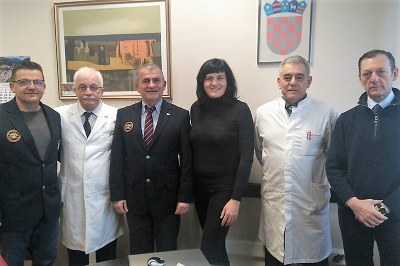 Veterani 4. gardijske brigade potpisali Izjavu o partnerstvu s KBC-om Split
