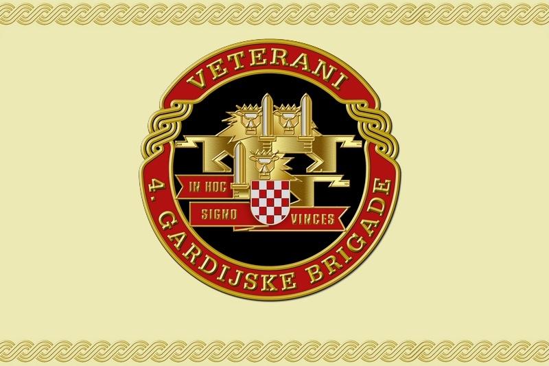 Priopćenje Udruge veterana 4. gardijske brigade u vezi opetovanih napada na generala Damira Krstičevića