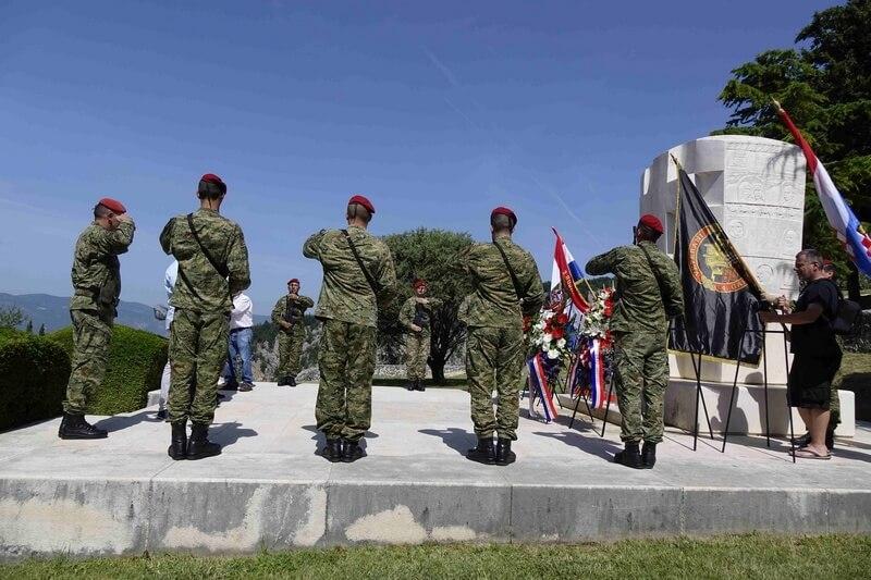 Proslavljena 27. obljetnica osnutka 3. bojne 4. gardijske brigade