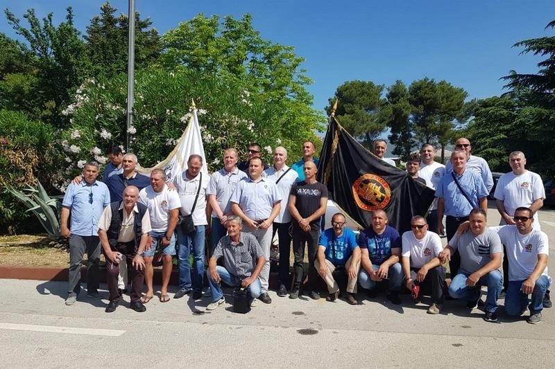 Veterani 4. gardijske brigade obilježili 27. godišnjicu osnutka 1. bojne 4. Gardijske brigade