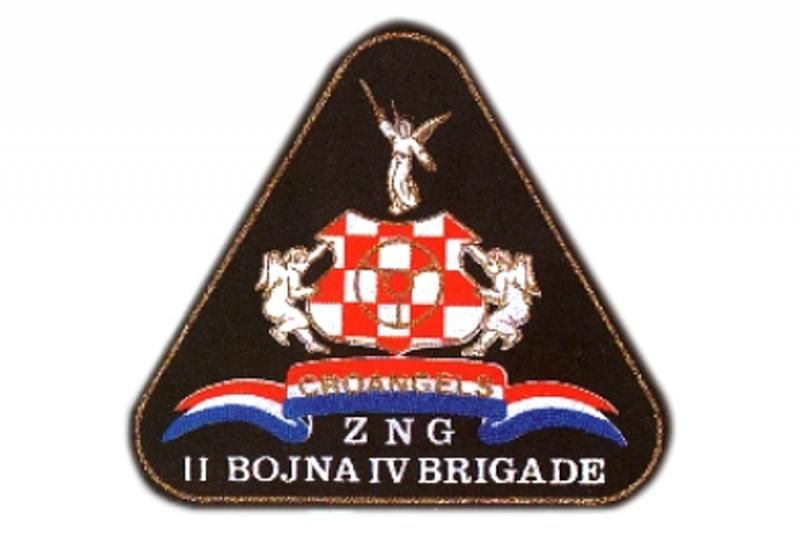 """Obavijest o obilježavanju 29. obljetnice osnutka 2. bojne 4. gardijske brigade """"CRO ANGELS"""""""