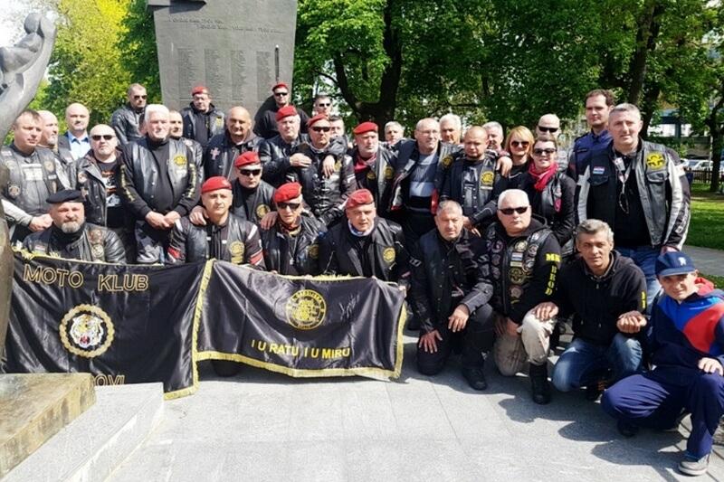 """Karavana Moto kluba 4. Gardijska """"29 KRUNICA ZA 29 GODINA"""""""