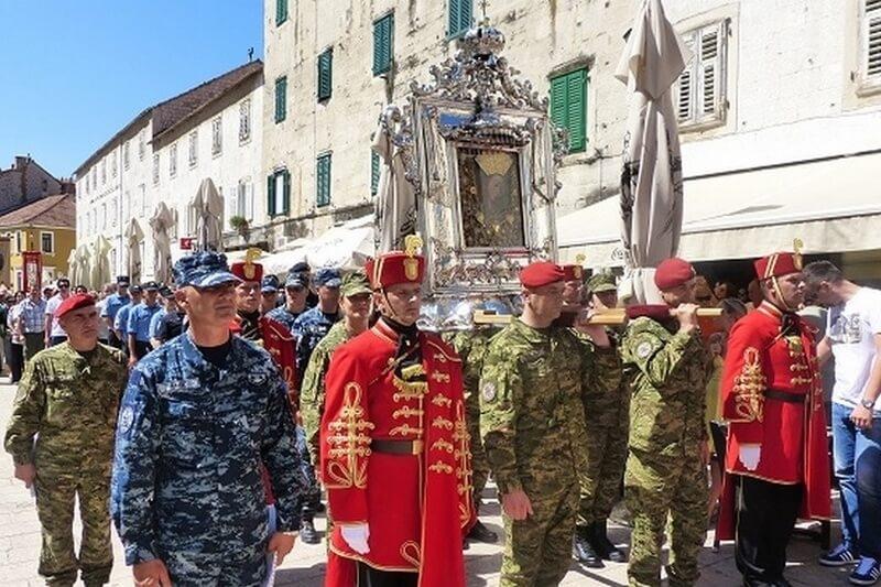 Poziv veteranima 4. gardijske brigade i njihovim obiteljima na hodočašće u Sinj
