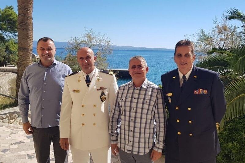 "Veterani 4. gardijske brigade na proslavi Dan policije i policijske kapelanije ""Sveti Mihovil arkanđeo"""