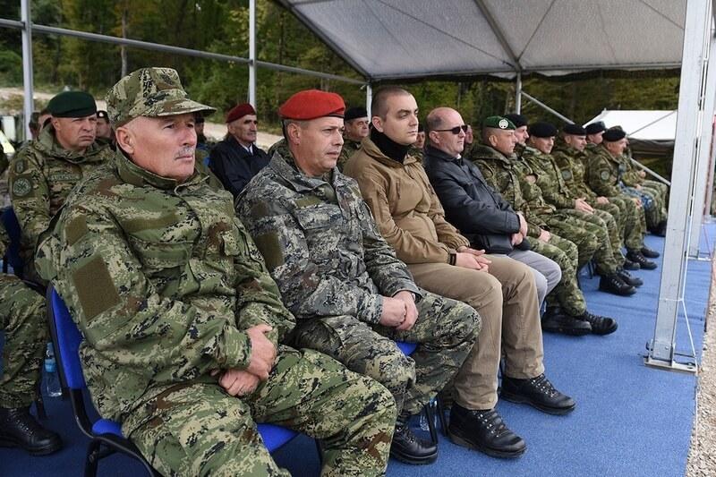 """Veterani 4. gardijske brigade na međunarodnoj vojnoj vježbi """"Udar 19"""""""