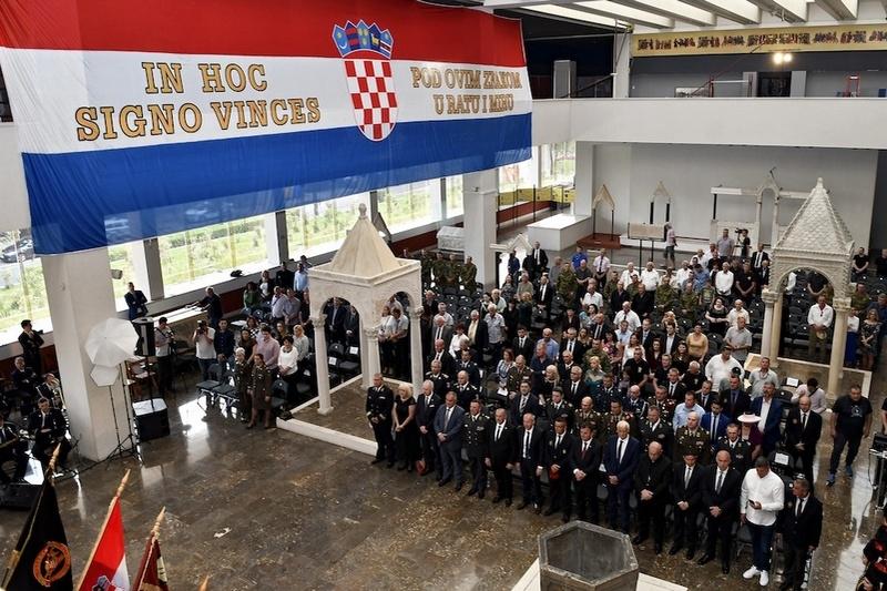 Održana Svečana akademija za 27. obljetnicu 4. gardijske brigade