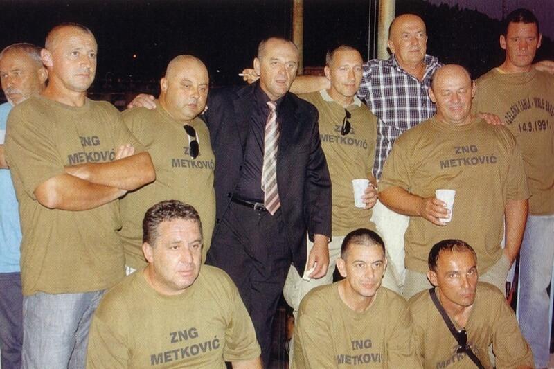 """Kolumna pukovnika Milenka Jelića - Četvrtaši rame uz rame s najboljim sinovima doline Neretve u akciji """"Zelena tabla - Male Bare"""" 14. rujna 1991."""