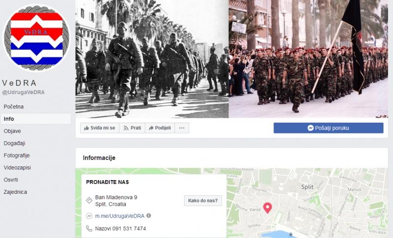 Priopćenje Udruge veterana 4. gardijske brigade u vezi podlog iskorištavanja foto materijala 4. GBR od strane takozvanih antifa iz Splita