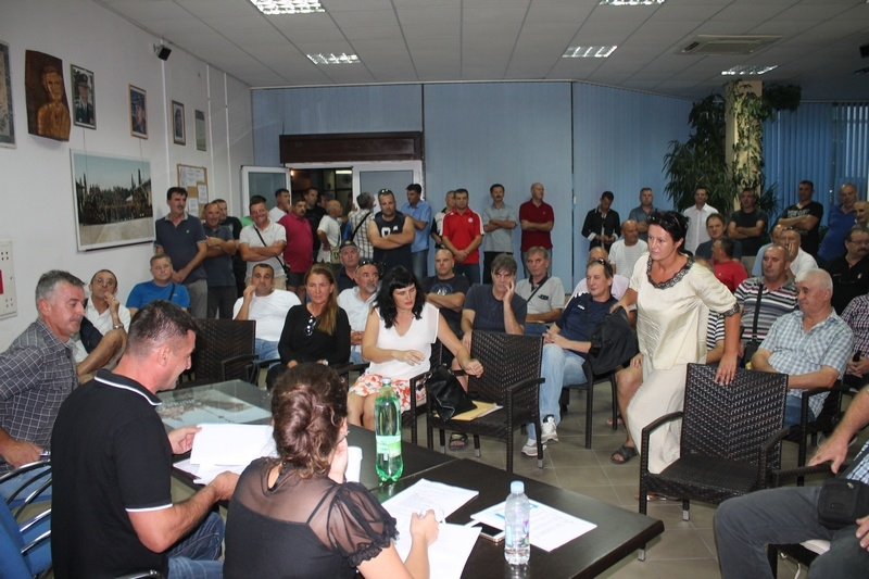 Održana izvanredna Skupština Udruge veterana 4. gbr