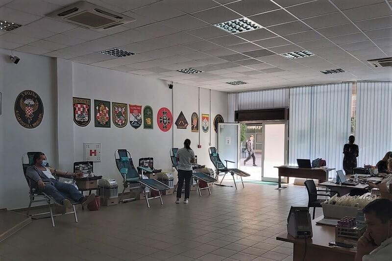Završena treća ovogodišnja akcija dobrovoljnog darivanja krvi