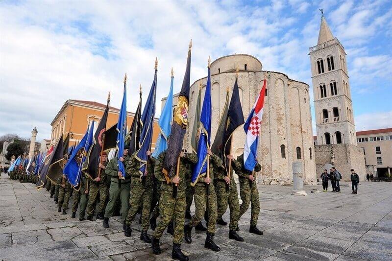 """Poziv veteranima 4. gardijske brigade na obilježavanje 27. obljetnice VRO """"Maslenica '93."""""""