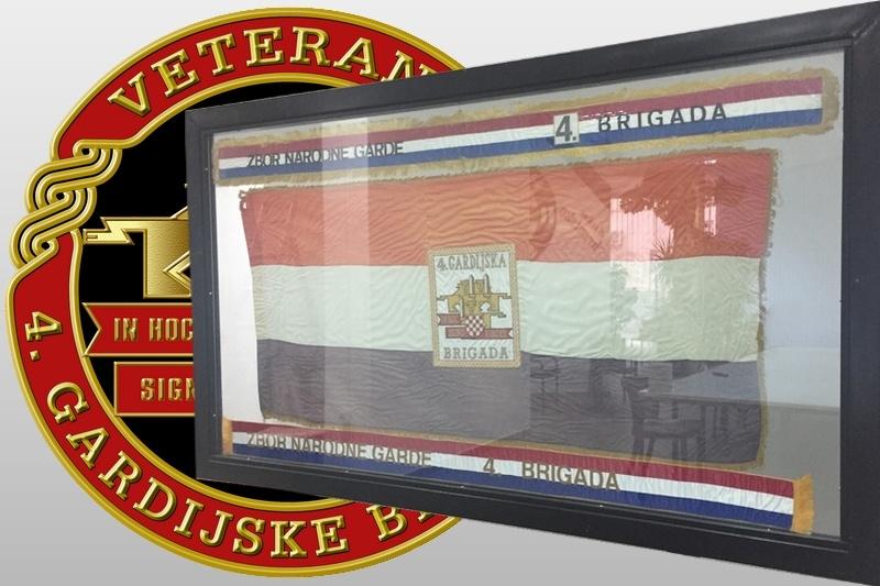 Priopćenje Udruge veterana 4. gardijske brigade u svezi tvrdnji Milorada Pupovca kako su dio branitelja ustaški nasljednici
