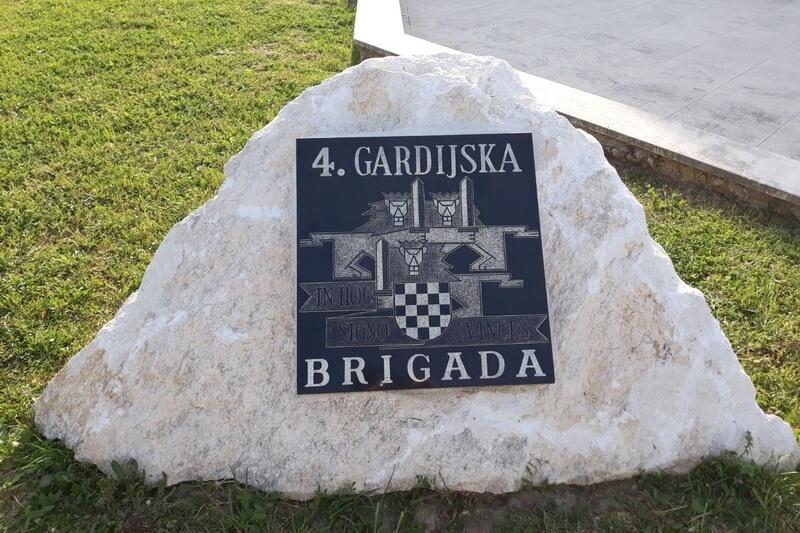 Svečano obilježena 27. obljetnica osnutka 4. gardijske brigade Hrvatske vojske