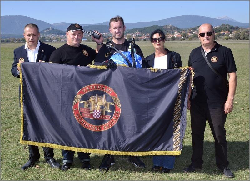 Obilježena 28. obljetnica osnivanja Samostalnog zrakoplovnog voda 4. gardijske brigade ZNG