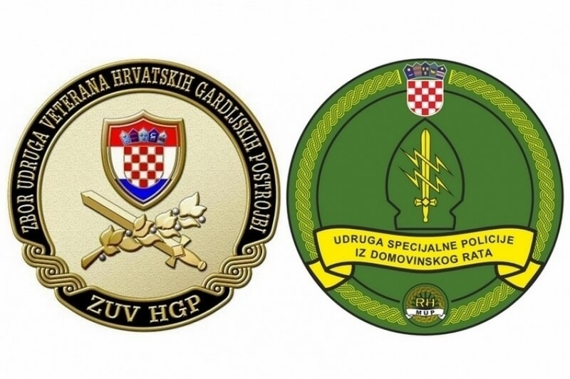 Zbor Udruga veterana HGP i Udruga Specijalne policije iz DR RH o predsjedničkim izborima
