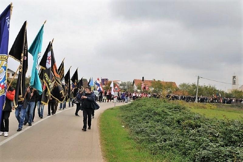 Obavijest veteranima 4. GBR o odlasku na  27. obljetnicu stradavanja u Škabrnji.