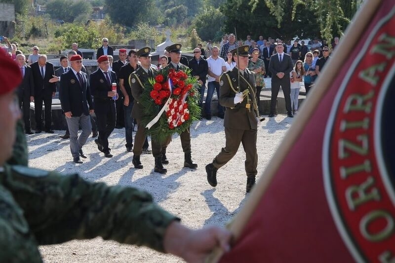 Obilježena 23. obljetnica pogibije Andrije Matijaša - Pauka