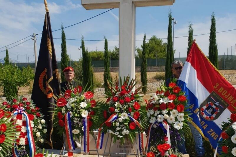 Veterani 4. gardijske brigade na obilježavanju 27. obljetnice obrane Kruševa