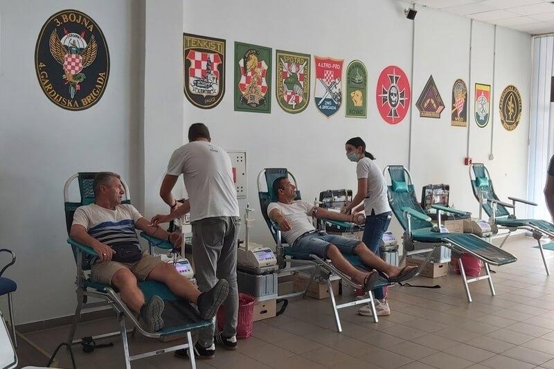 Završena druga ovogodišnja akcija dobrovoljnog darivanja krvi