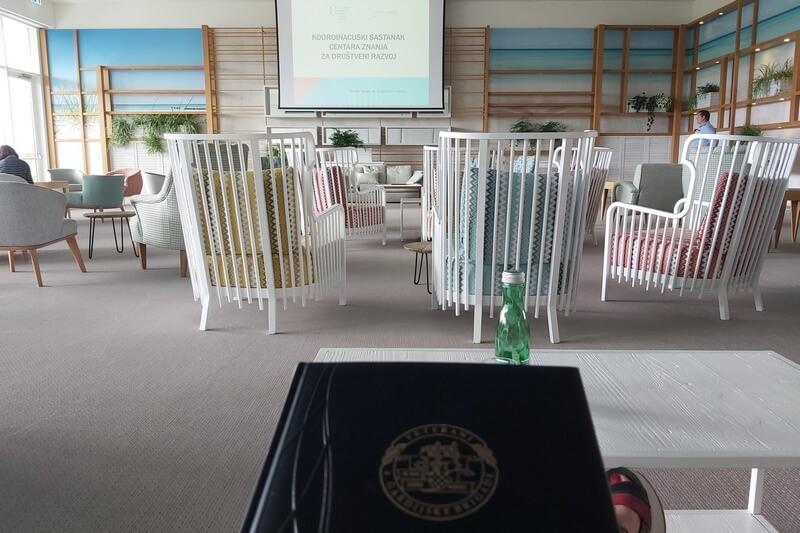 Održan koordinacijski sastanak predstavnika udruga uključenih u Razvojnu suradnju Centara znanja za društveni razvoj u Republici Hrvatskoj