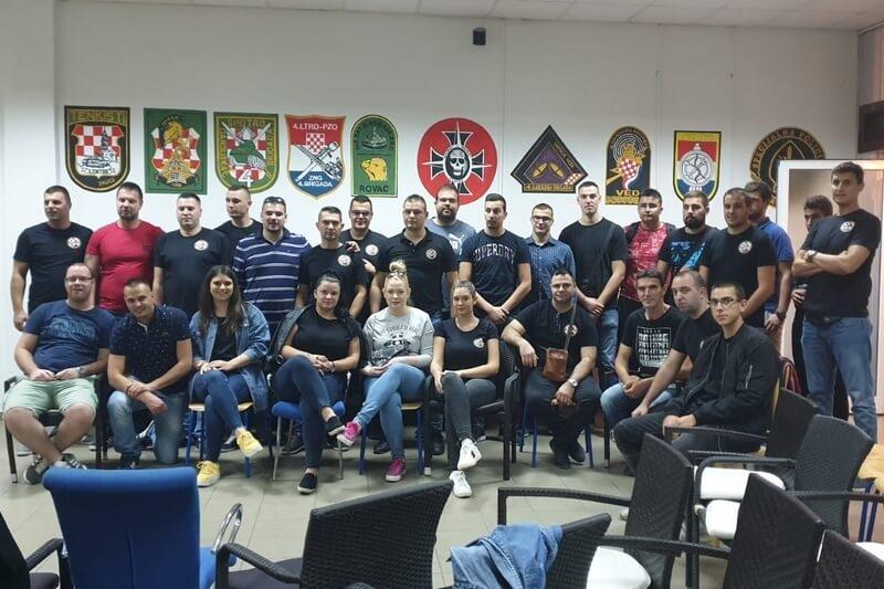 Predstavljen rad pridruženih članova Udruge veterana 4. gardijske brigade - Djeca hrvatskih branitelja Domovinskog rata