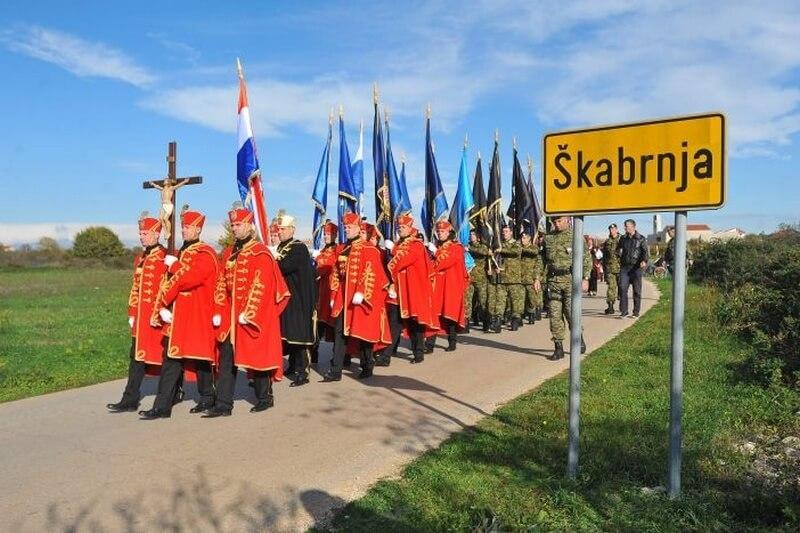 Obavijest veteranima 4. gardijske brigade o odlasku na 28. obljetnicu stradavanja u Škabrnji