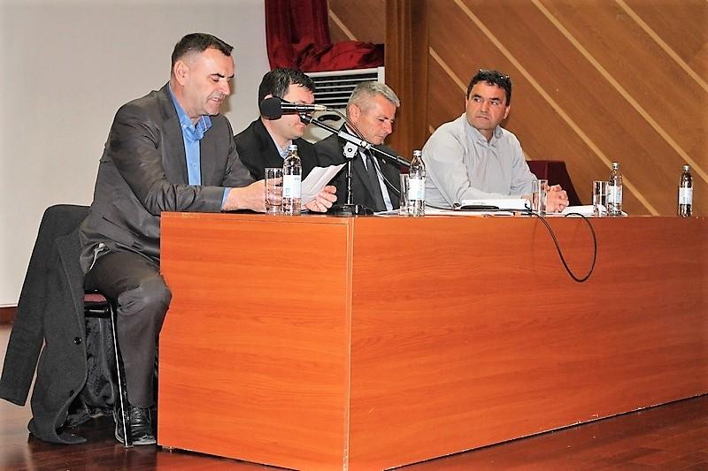 U Solinu održana prezentacija novog zakona o hrvatskim braniteljima iz Domovinskog rata i članovima njihovih obitelji.