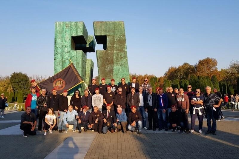 Veterani 4. gardijske brigade sudjelovali na mirnom skupu u Vukovaru